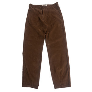 Fatigue Pant - Brown Cord