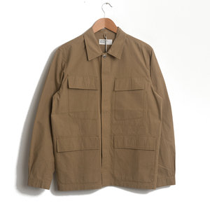 MW Fatigue Jacket - Sand Ripstop Cotton