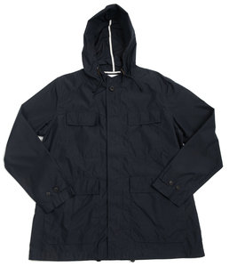 MW Short Parka - Navy