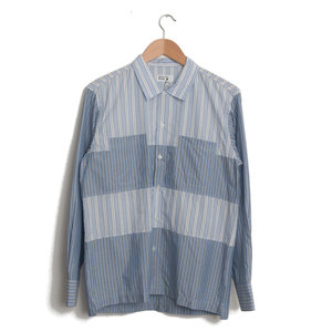 Panel Shirt - Mix Beano Stripe