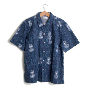 Road Shirt - Anchor St Ives