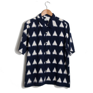 Road Shirt - Ikat Arrow
