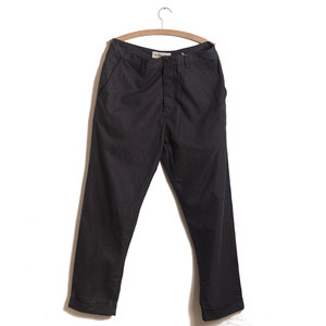 Tapered Pant (Lincott) - Charcoal