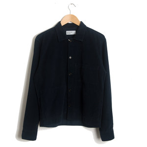 Uniform Shirt - Navy Fine Cord