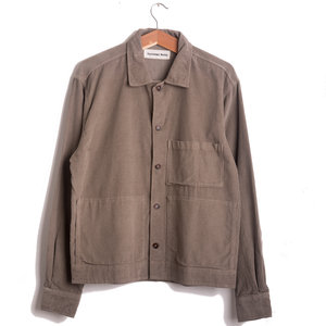 Uniform Shirt - Sage Fine Cord