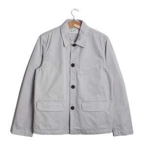 Wamus Jacket - Grey Taka Cotton
