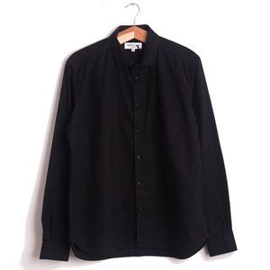 Curtis Shirt - Black Oxford