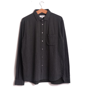 Curtis Shirt - Grey Check