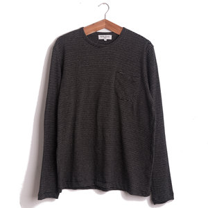 Matisse Top - Black/Ecru