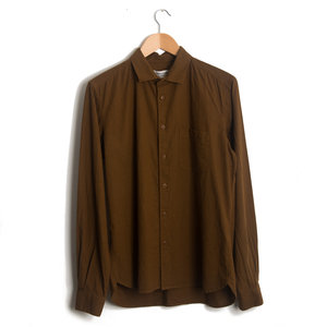 CURTIS SHIRT - BROWN
