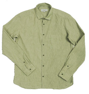 Curtis Shirt - Green Washed