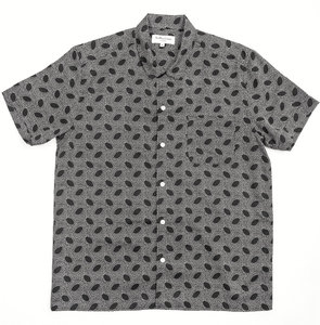 Malik Shirt - Silk Dots
