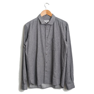 Curtis Shirt - Grey Stripe