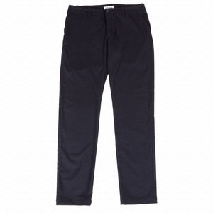 Deja Vu Trouser - WOOL FLANNEL NAVY