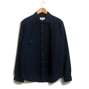 Doc Savage Shirt - Navy
