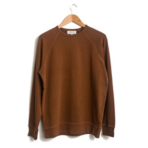 Schrank Raglan Sweat - Brown