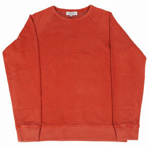 Schrank Raglan Sweat - RUST