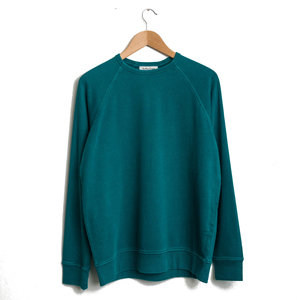 Schrank Raglan Sweat - Teal