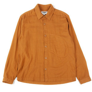D Pocket Shirt - Brown