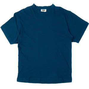 Triple SS Tee - Blue/Navy