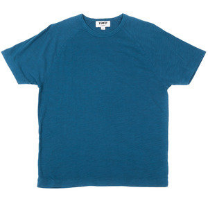 TV Raglan Tee - Blue