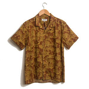 Tiger Malick Shirt - Brown