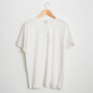 TV Raglan Tee - Cream