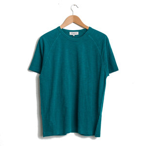 TV Raglan Tee - Teal